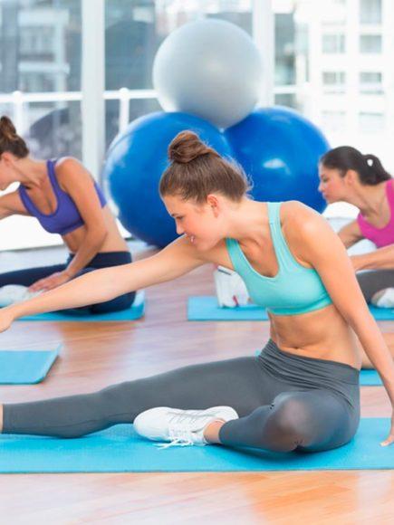 Monitor De Pilates + Máster En Coaching Deportivo