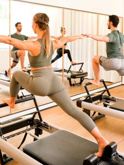 Certificación Experto Superior En Pilates En Máquinas