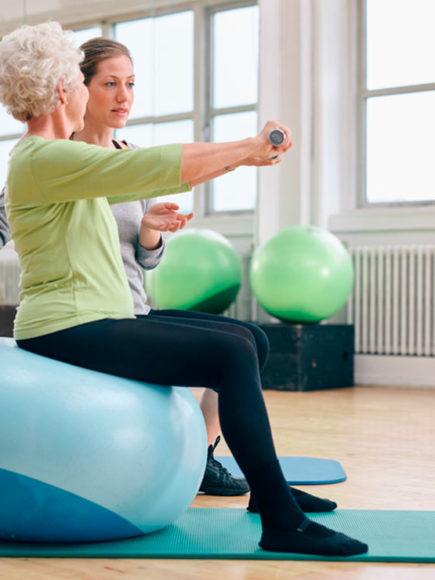 Máster Monitor En Pilates Terapéutico