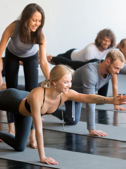 Máster En Personal Trainer + Monitor De Yoga + Máster En Nutrición Deportiva