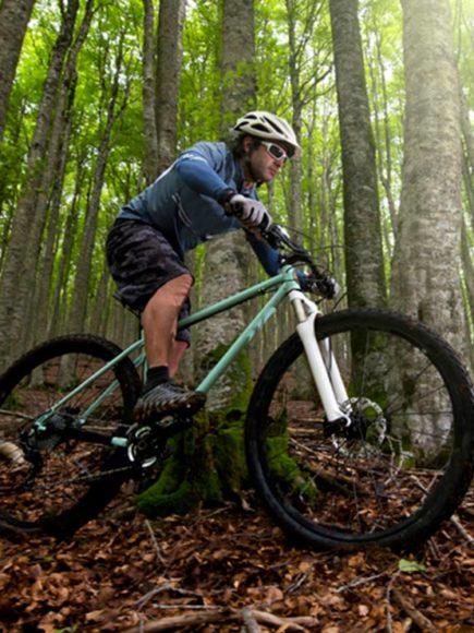 Monitor Experto En Bicicleta De Montaña