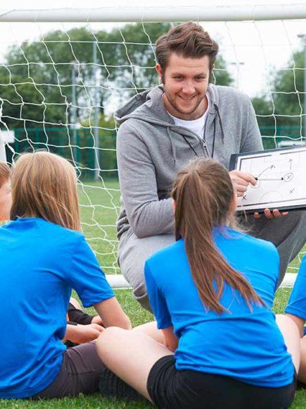 Monitor De Futbol (Deportivo, Amateur Y Escolar)