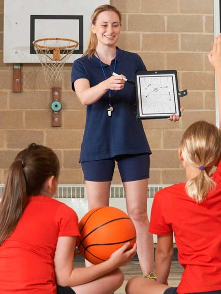 Monitor De Baloncesto (Deportivo, Amateur Y Escolar)