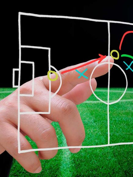 Máster En Scouting En Fútbol (Análisis, Informes Y Decisiones) + Máster En Coaching Deportivo