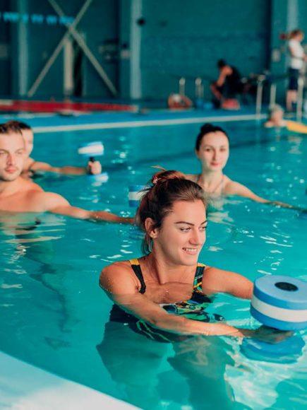 Monitor De Aquafitness + Máster En Coaching Deportivo